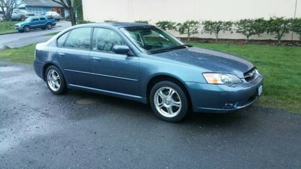 **2005 Subaru Legacy**THE N.W CAR**