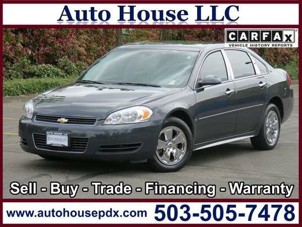 2009 Chevrolet Impala LT,SUPER LOW MILEAGE,LIKE NEW!!