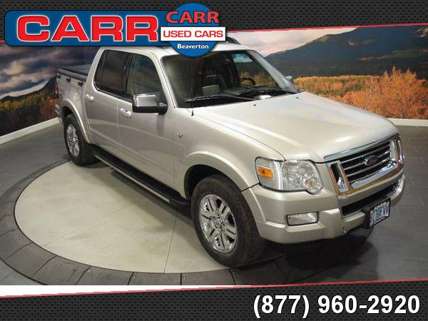 2007 Ford Explorer Sport Trac Limited 4WD V8 SUV 07