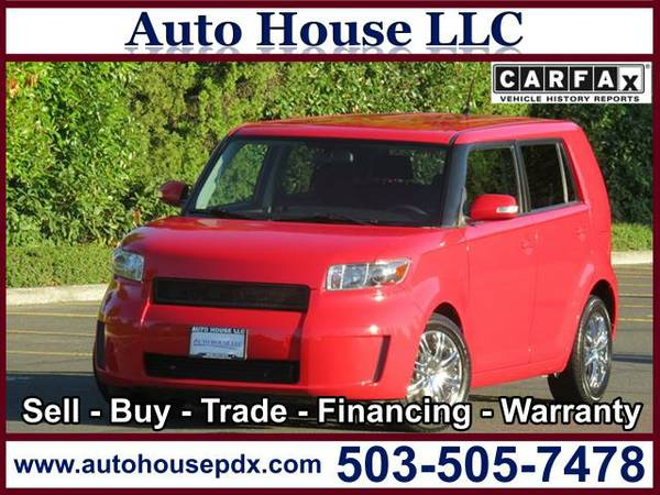 2009 Scion xB GAS SAVER,EXTRA LOW MILEAGE,LIKE NEW!!!!