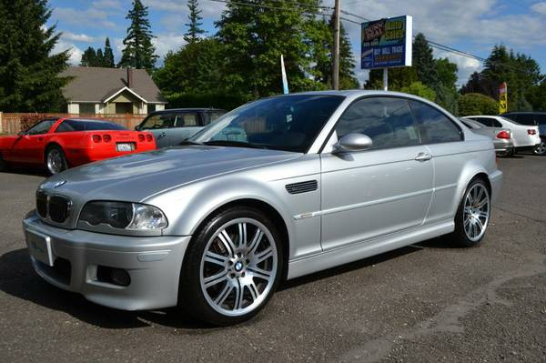 2005 BMW M3 **Great History, Serviced at BMW, Runs Fantastic**