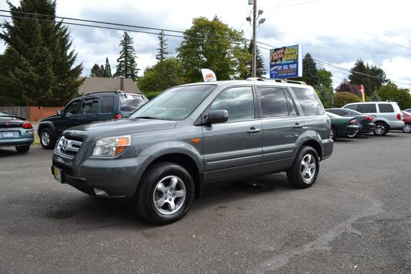 2007 Honda Pilot EX-L AWD **2 Owners, VERY Clean, Timing Belt Done!**