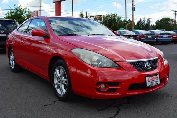 2007 *Toyota* *Camry* *Solara* *SLE* 2D Coupe