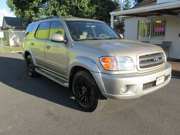 2003 Toyota Sequoia 137k miles - Clean Title