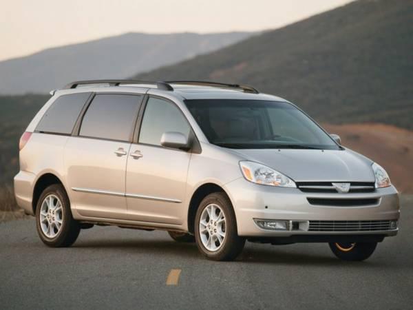 2005 *Toyota* *Sienna* *XLE Limited* 4D Passenger Van