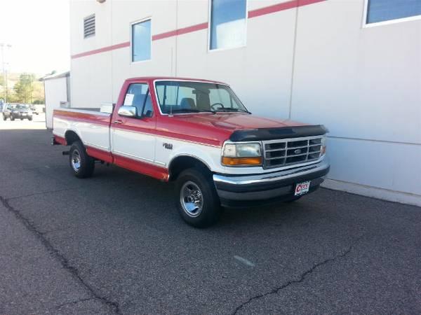 1995 Ford F-150 Truck XL