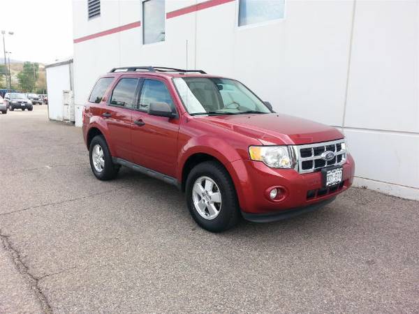 2012 Ford Escape SUV XLT