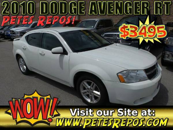 2010 Dodge Avenger _ Low Miles Avenger