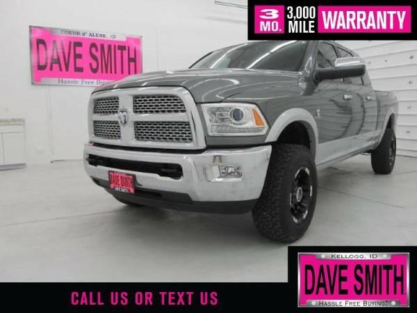 2013 Ram 2500 Laramie