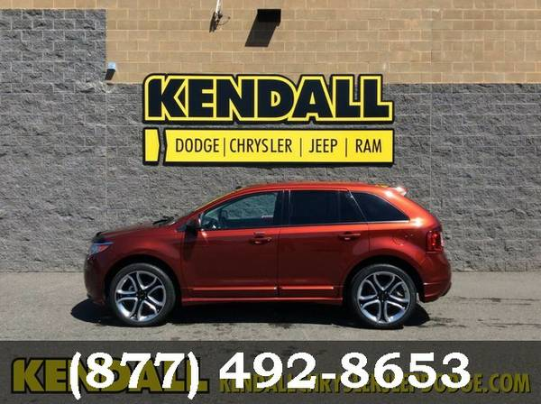 2014 Ford Edge RED Call Today**BIG SAVINGS**