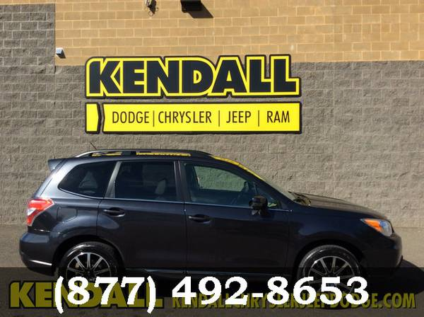 2015 Subaru Forester DARK GRAY METALLIC GRAY *WHAT A DEAL!!*