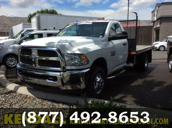 2013 Ram 3500 WHITE Current SPECIAL!!!