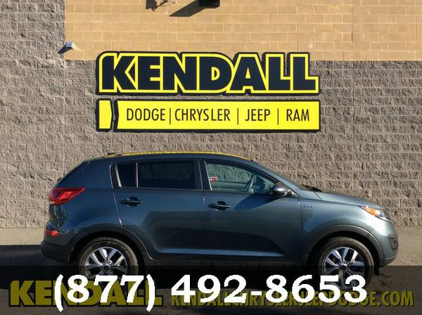 2015 Kia Sportage GREEN ****BUY NOW!!
