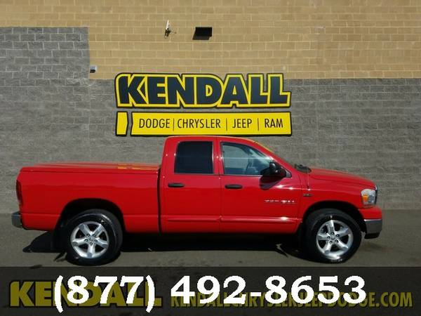 2006 Dodge Ram 1500 Flame Red Drive it Today!!!!