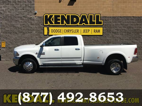2015 Ram 3500 Bright White Clearcoat Big Savings.GREAT PRICE!!