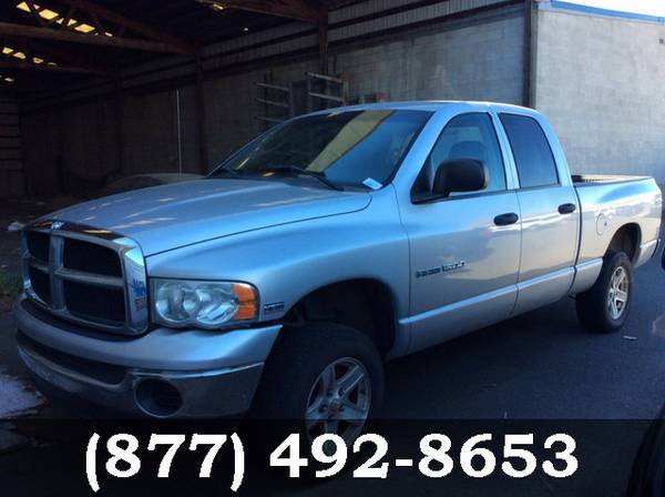 2005 Dodge Ram 1500 SILVER Call Now and Save Now!