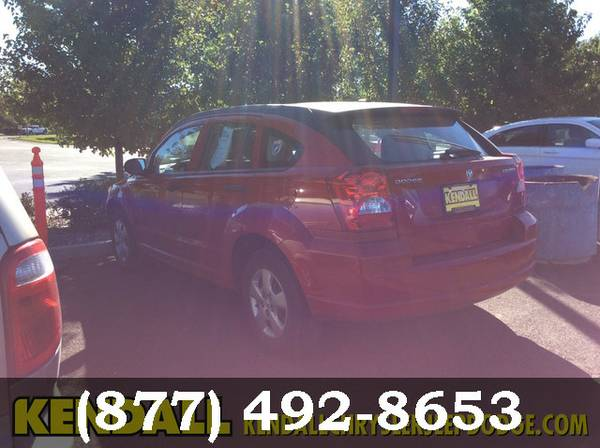 2012 Dodge Caliber RED **PRICED TO MOVE!!**