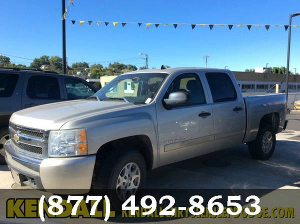 2007 Chevrolet Silverado 1500 Silver Birch Metallic Great price!