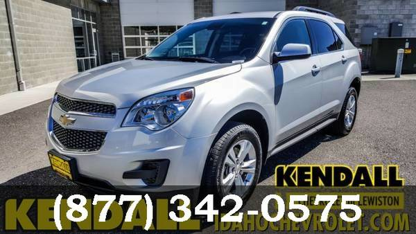 2015 Chevrolet Equinox Silver Ice Metallic **FOR SALE**-MUST SEE!