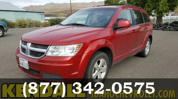 2009 Dodge Journey Inferno Red Crystal Pearl For Sale *GREAT PRICE!*