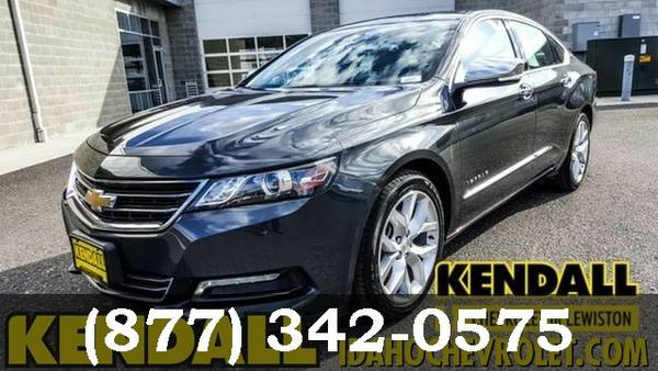 2014 Chevrolet Impala GRAY Call Today**BIG SAVINGS**