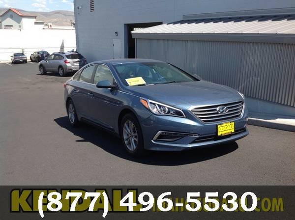 2015 Hyundai Sonata LT BLUE Call Today!