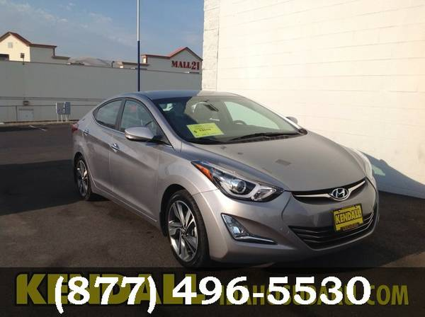 2014 Hyundai Elantra Titanium Gray Metallic Big Savings.GREAT PRICE!!
