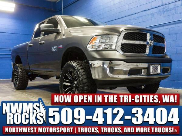 Lifted 2015 *Dodge Ram* 1500 4x4 - 5.7L HEMI! 2015 Dodge Ram 1500 4x4