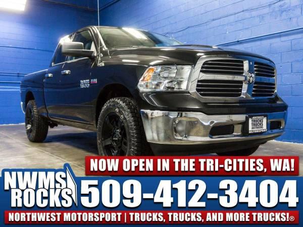 Lifted 2016 *Dodge Ram* 1500 Big Horn 4x4 -