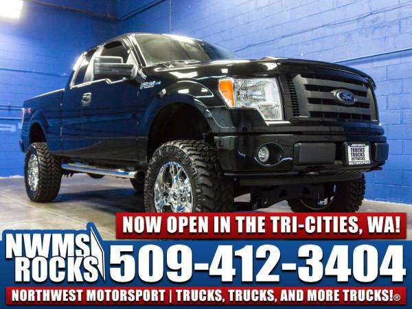 Lifted 2009 *Ford F150* STX 4x4 -