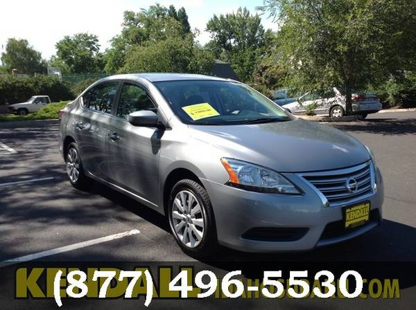 2014 Nissan Sentra GRAY For Sale!