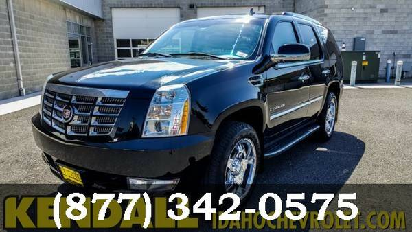 2007 Cadillac Escalade Black Raven *BUY IT TODAY*