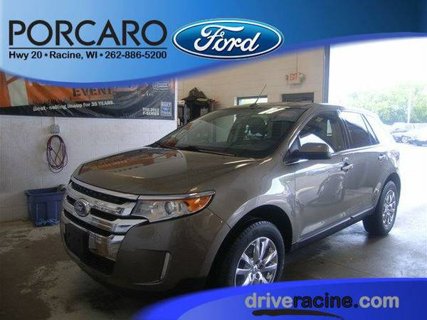 2012 *Ford Edge* Limited -