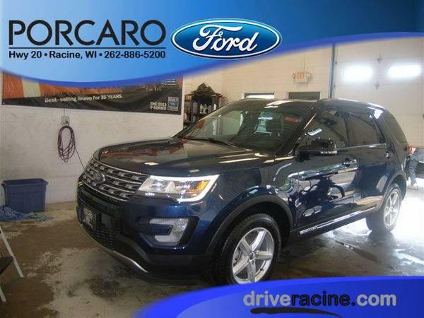 2016 *Ford Explorer* XLT -