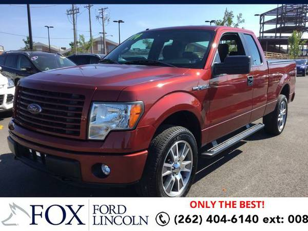 2014 *Ford F-150* 4WD SUPERCAB 16 - (Sunset Metallic) Hablamos espanol