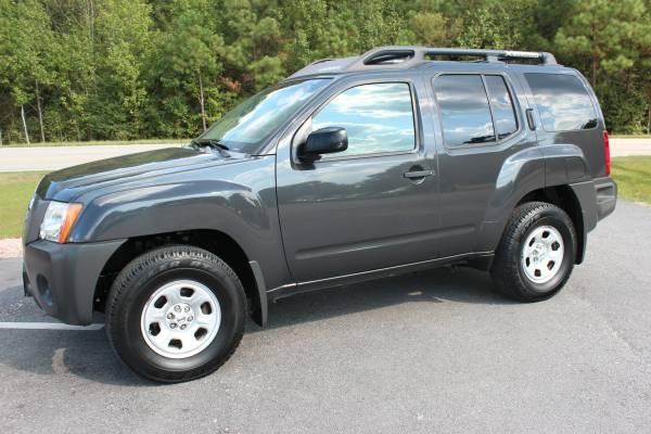 2006 Nissan Xterra X 4X4 78K Miles 4.0L V6 Auto Clean Carfax Bluetooth