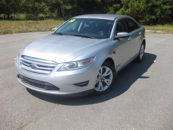 2010 Ford Taurus - Call