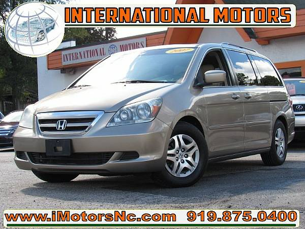 2007 Honda Odyssey EX-L @@@ONE OWNER*CLEAN*SERVICED*ON SALE@@@