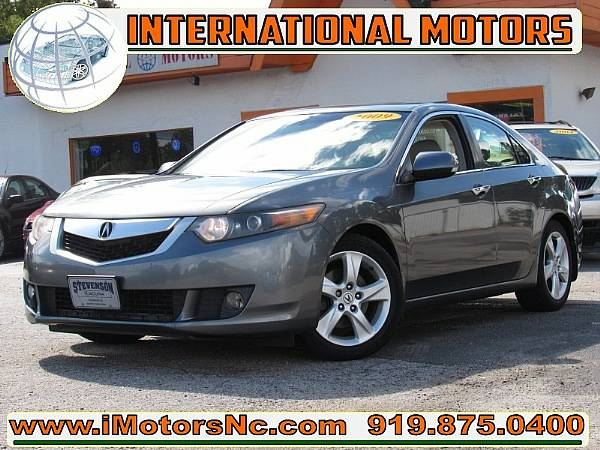 2009 Acura TSX Tech @@@ONE LOCAL OWNER*EXTRA CLEAN*LOADED@@@