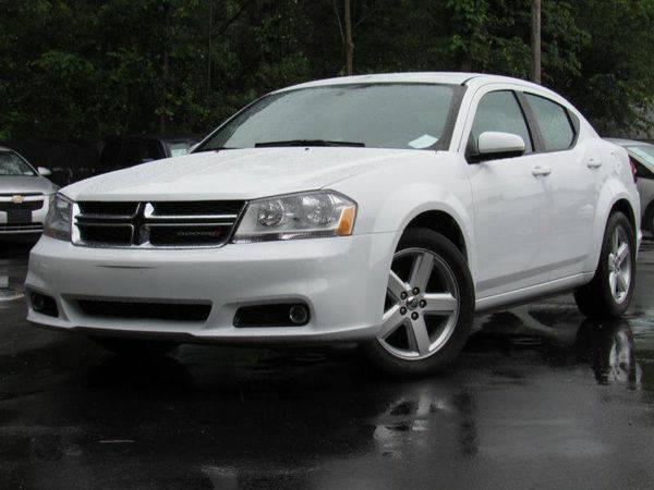 2013 *Dodge* *Avenger* SXT 4dr Sedan 🔥DOWN PAYMENT AS LOW AS $