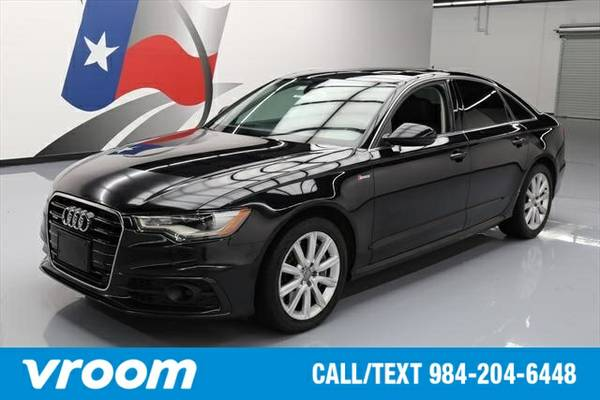 2012 Audi A6 3.0 Premium 7 DAY RETURN / 3000 CARS IN STOCK