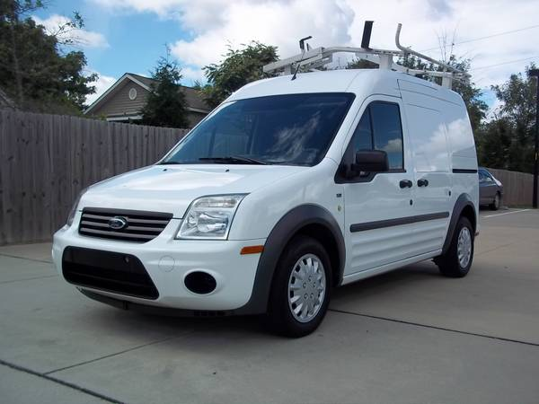 ___2013 FORD TRANSIT CONNECT CARGO VAN___1 OWNER, CLEAN, BINS/RACKS!!
