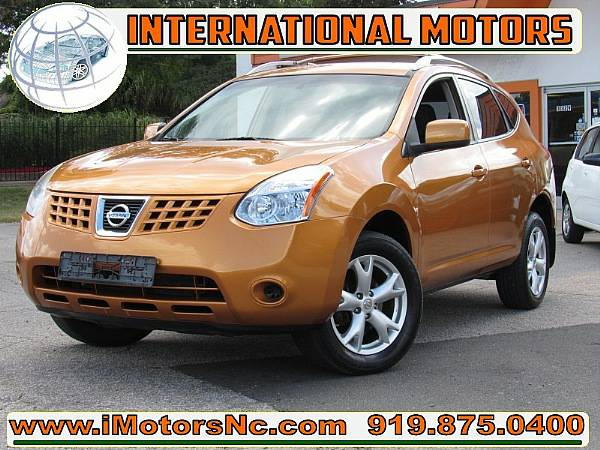 2008 Nissan Rogue SL @@@ONE LOCAL OWNER*EXTRA CLEAN*ON SALE@@@