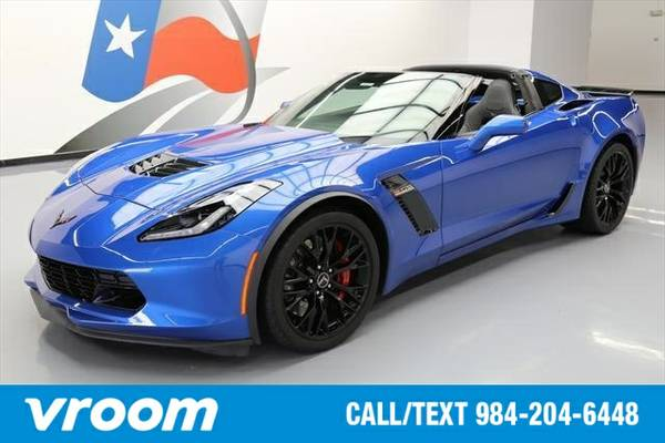 2015 Chevrolet Corvette Z06 7 DAY RETURN / 3000 CARS IN STOCK