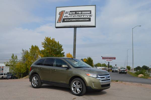2013 FORD EDGE LIMITED AWD LOADED!!