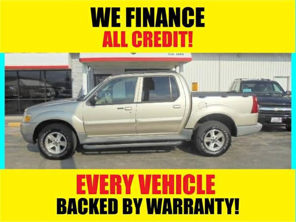 2005 Ford Explorer sport trac - BUY HERE, PAY HERE!