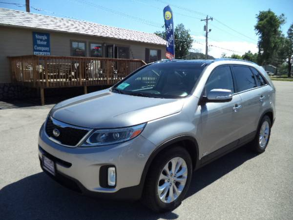 2014 Kia Sorento EX V6 AWD, loaded up, 1 owner, clean