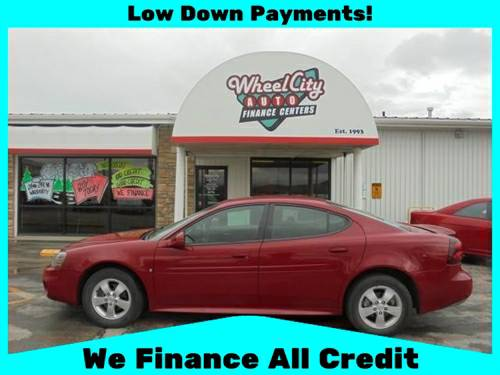 2007 Pontiac Grand Prix - EZ FINANCING!!!