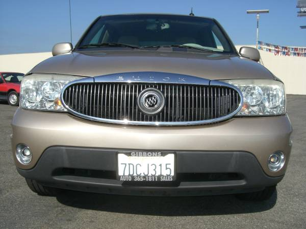 2005 Buick Rainier CXL All Wheel Drive