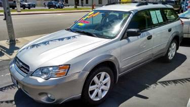 A 2007 Subaru Outback 2.5i
